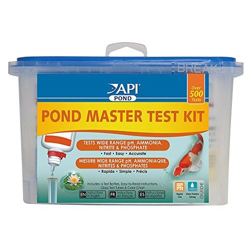 API 500 Pond Master Test Kit for Pond Water